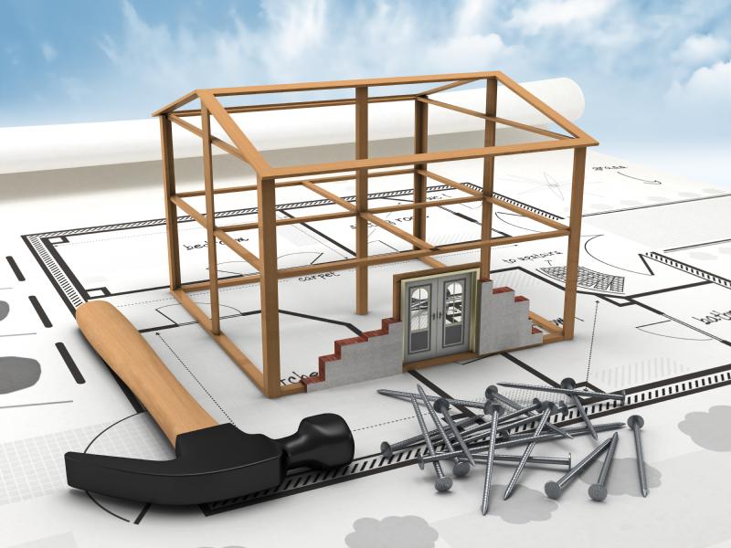 Stavba vlastního rodinného domu