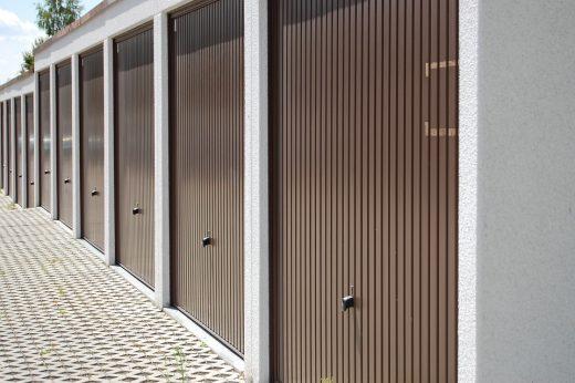 Jak vybrat garážová vrata?