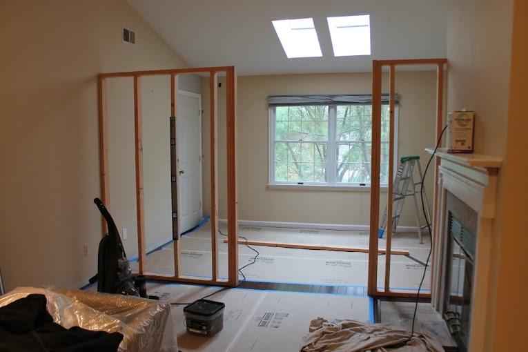 Rekonstrukce a dokončování interiérů