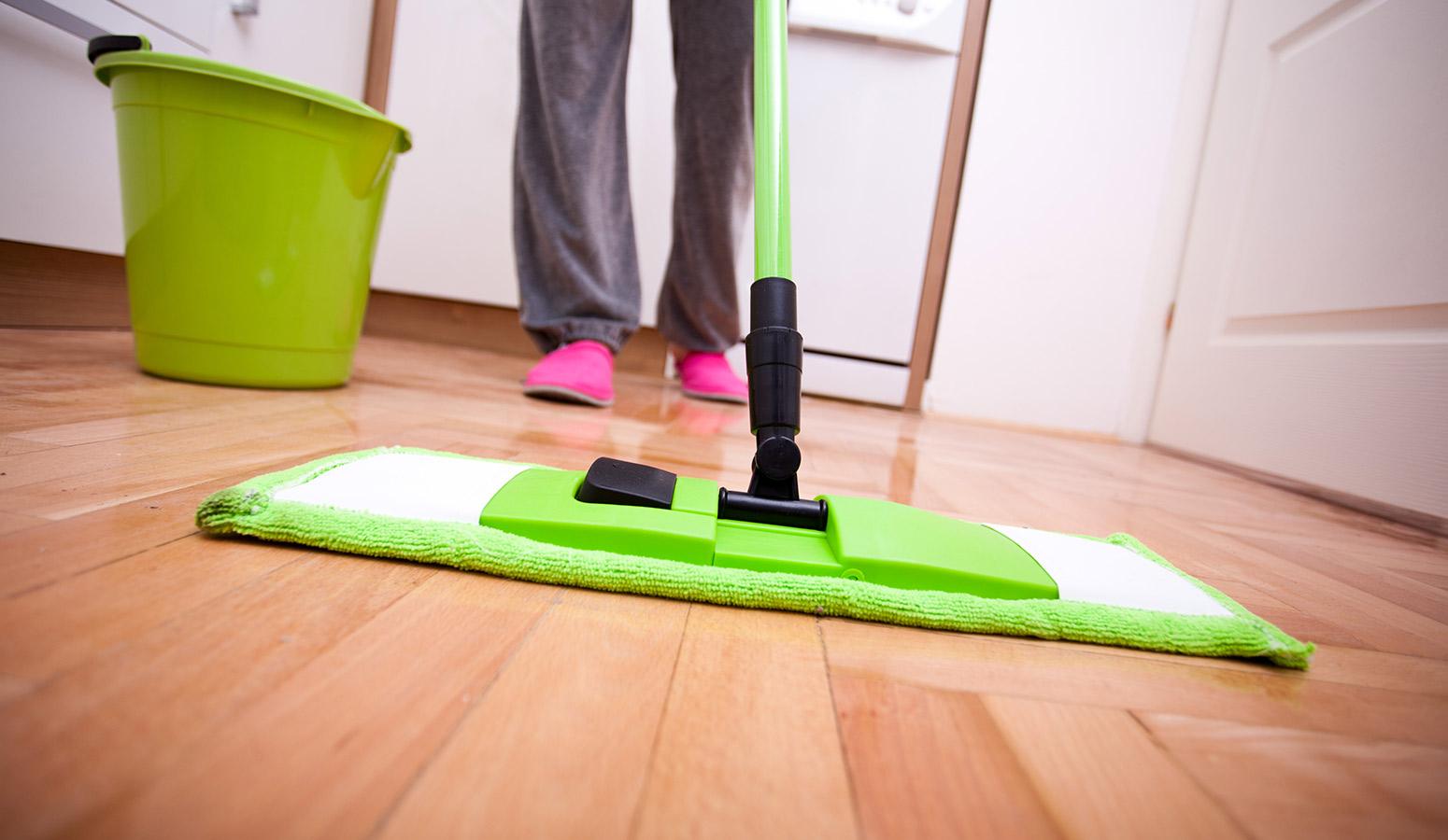 Dokonalý úklid domácnosti