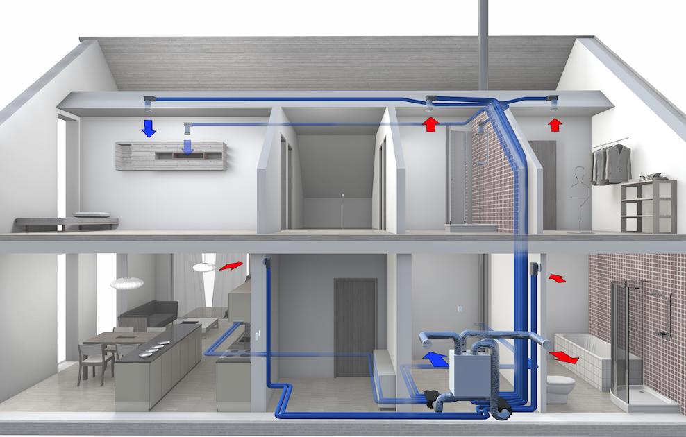 Vzduchotechnika a klimatizace