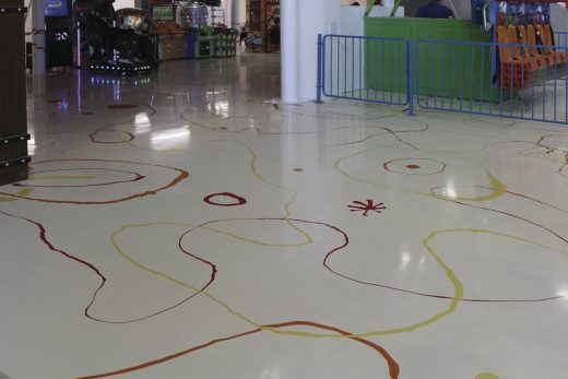 Epoxidové podlahy a jejich rekonstrukce