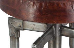Industriální styl - barová židle