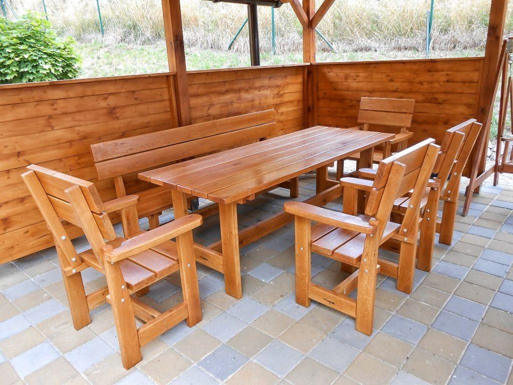 Zahradní nábytek Kulhánek