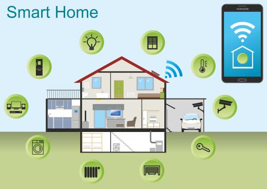 inteligentní smart dům